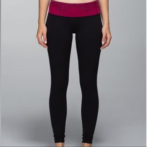 Lululemon Wunder Under Pant *Full-On Luon